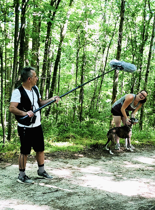 Carbon Fiber 11-Ft Boom Pole